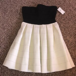 Beautiful strapless dress from Nordstrom